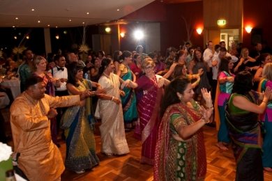 Bhangra35 Indian Australian wedding dance