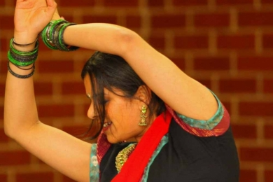 Bollyrobics Bollywood dancer 2