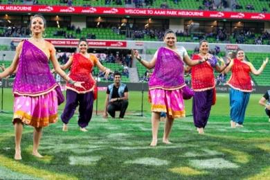 melbourne hire indian dancers