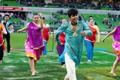 indian dancers melbourne