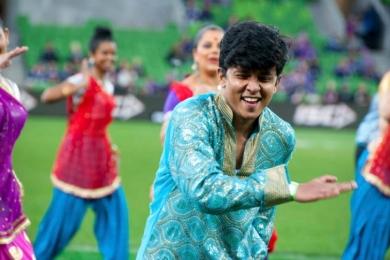 indian dancers hire