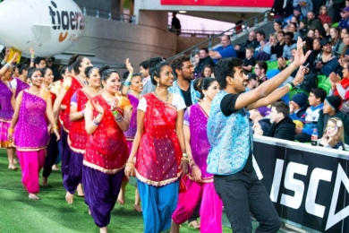 melbourne professional bollywood dancers