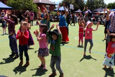 Brunswick Bollywood School festival 2