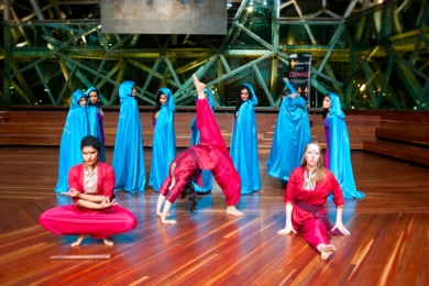 bollywood dance festival moves