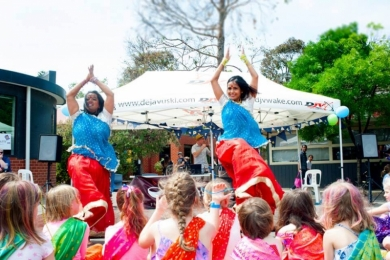 Bollywood School Incursion