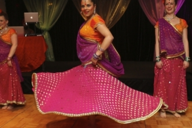 Corporate Hire stunning Bollywood dancers