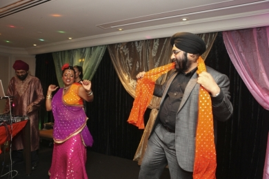 Corporate Wipro Bollywood Party