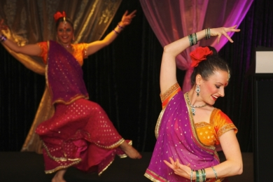 Corporate event Bollywood performance