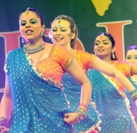 Diw Bollywood line up