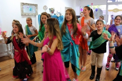Bollywood Kids Party 09