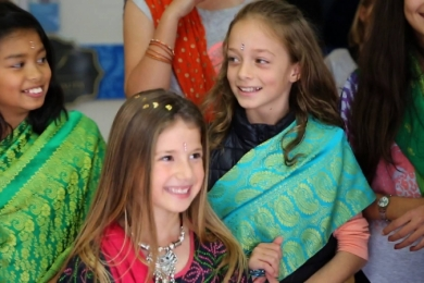 Bollywood Kids Party 10