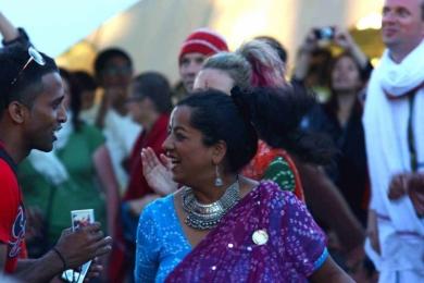 St Kilda Festival jagriti