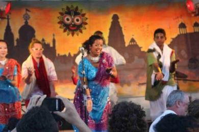St kilda festival interactive bollywood dance workshop