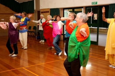 Vic Seniors bollywood windscreen wipers move