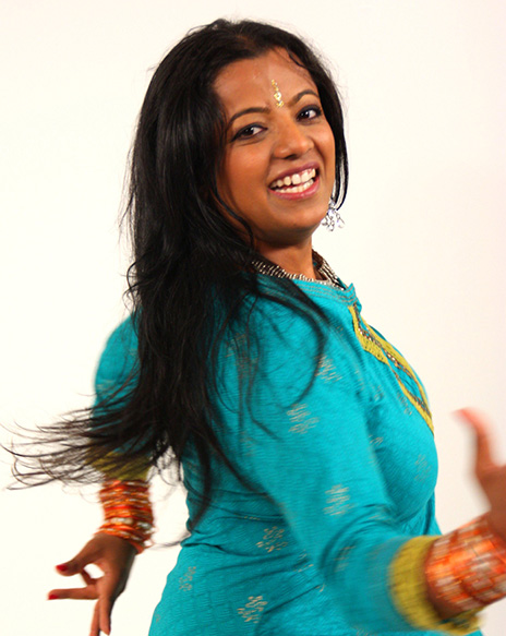 Ignite Bollywood Dance Company Founder Jagriti-Bhatia