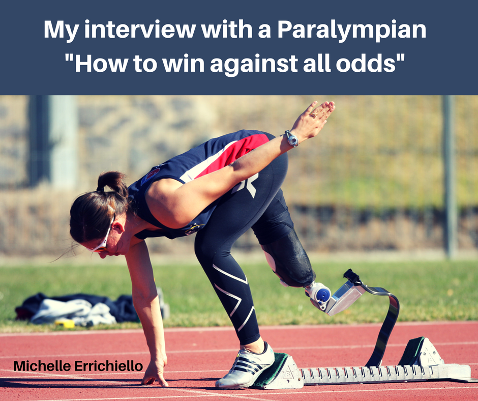Inspiring Story of a ParalympianAgainst all odds