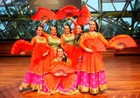 Bollywood at Multicultural festivals